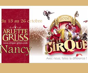 Cirque Gruss 2016