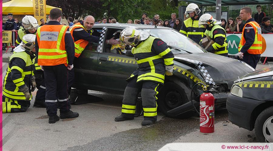 Meurthe-et-Moselle : 33 personnes ont perdu la vie en 2017 sur les routes