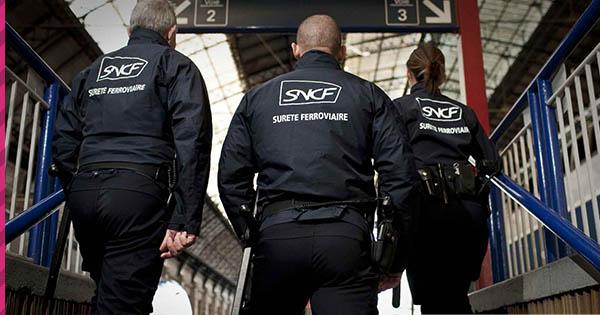 À partir d'octobre, des agents armés dans les trains — Transport