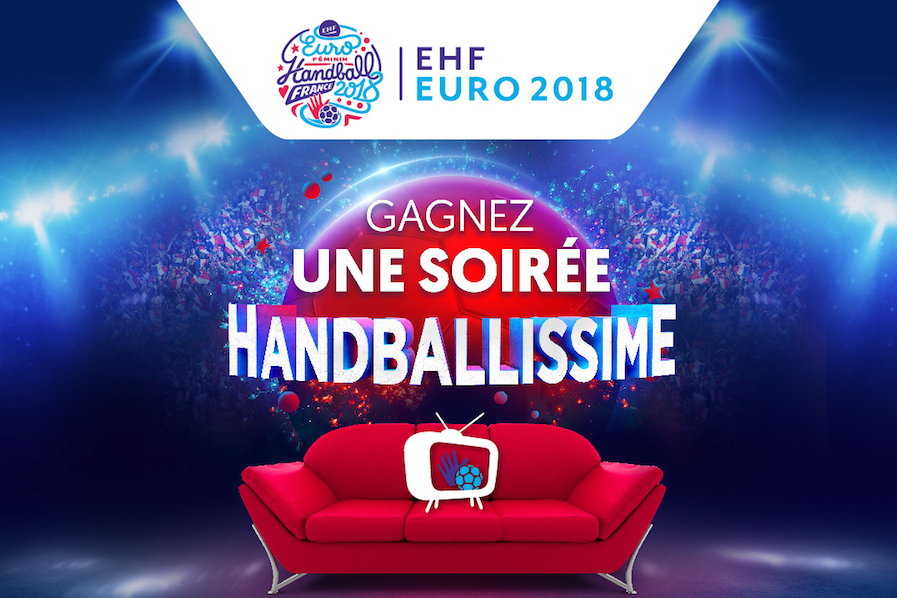 Nancy-EHFEURO2018 SoiréeHandballissime RS Nancy