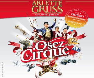 Cirque Gruss 2018