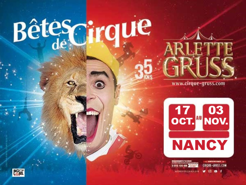 Cirque Gruss 2019