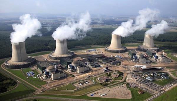 Violent incendie à la centrale nucléaire de Cattenom — Moselle