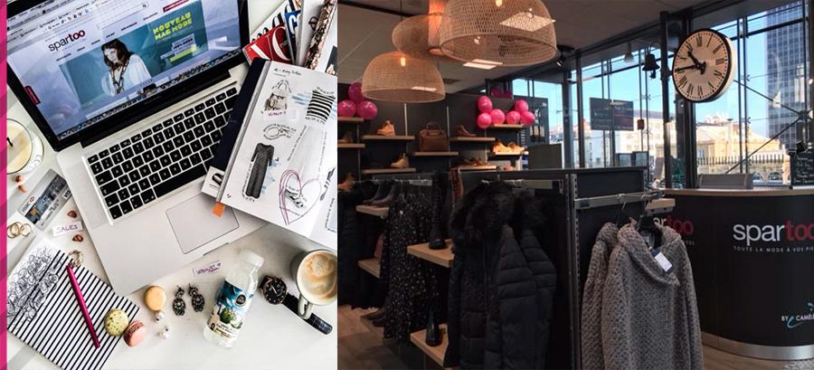 Nancy : Spartoo ouvre un magasin dans le concept store