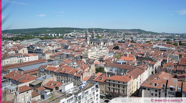 Nancy : travaux et circulation modifiée dans le secteur de la Porte Sainte Catherine et sur le Pont Bazin