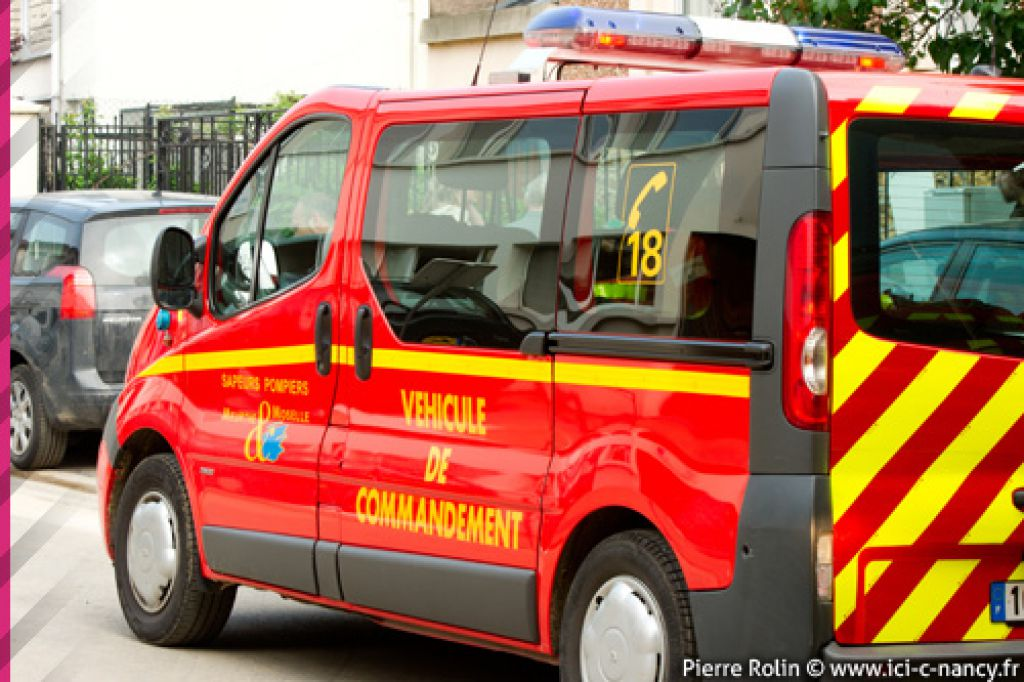 Deux morts dans l'accident d'un ULM biplace — Nancy
