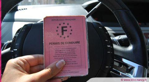 Meurthe-et-Moselle : 53 permis de conduire suspendus