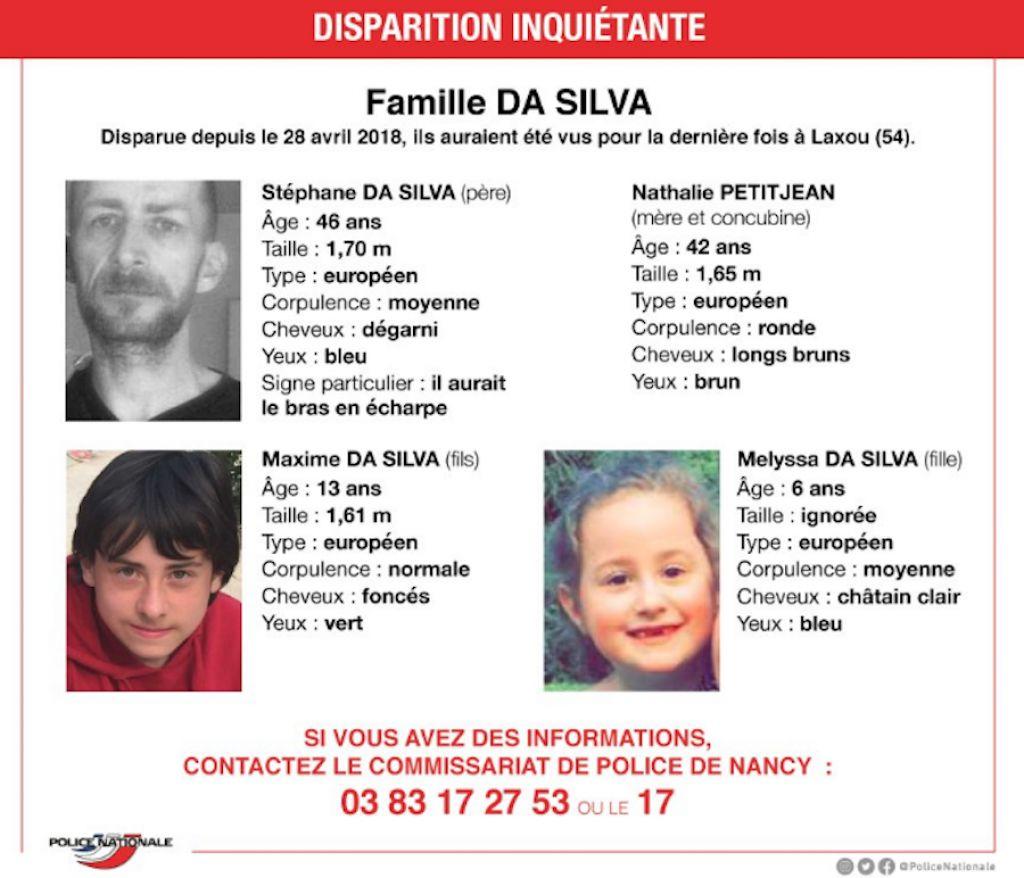 Disparition inquiétante de toute une famille dans le nord de la France