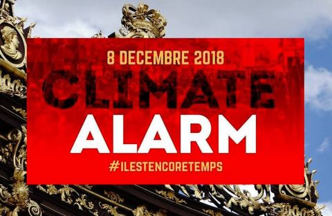 Nancy : la marche pour le climat maintenue ce samedi malgré l'interdiction