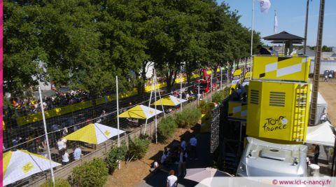 """Tour de France : """"un défi technologique"""" au quotidien pour les équipes de Orange"""
