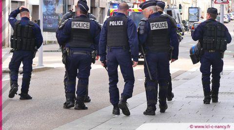 Acte 22 des Gilets jaunes à Nancy : la manifestation interdite et un dispositif de sécurité dans le centre-ville
