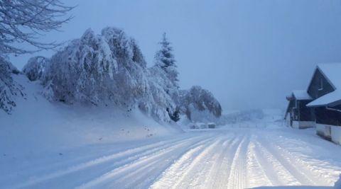 Neige : encore une centaine de foyers privés d'électricité dans les Vosges