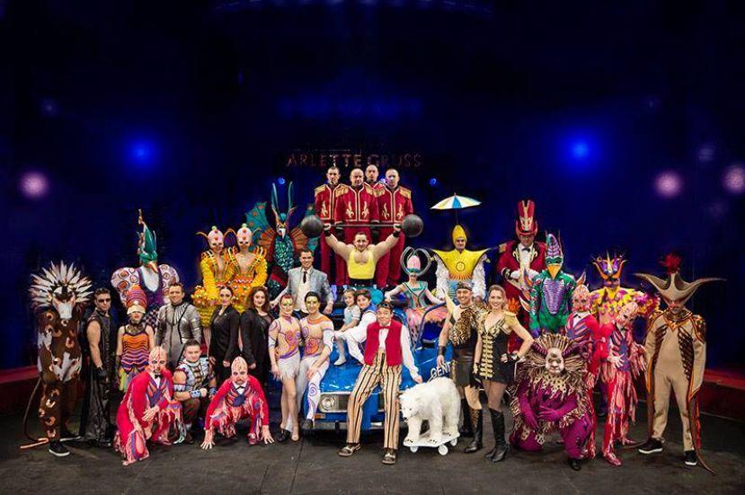 Arlette Gruss ose le cirque avec panache et un spectacle engagé
