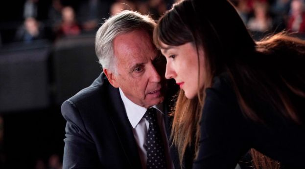 Fabrice Luchini,  AnaÏs Demoustier / Copyright Bac Films