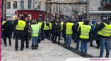 Gilets jaunes : trois interpellations à Nancy