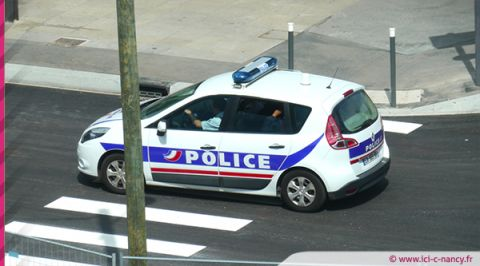 Nancy : la police traque les stupéfiants rue Saint Nicolas