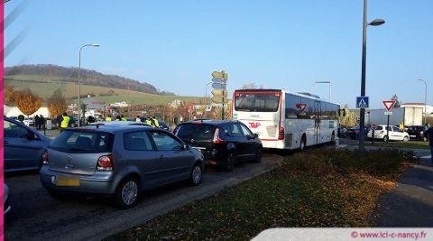 Mobilisation des gilets jaunes ce samedi en Meurthe-et-Moselle : toutes les actions en cours