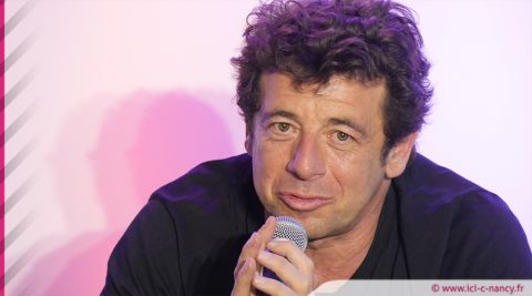 "Patrick Bruel Tour 2019 ""Ce soir on sort"" / photo ici-c-nancy.fr"