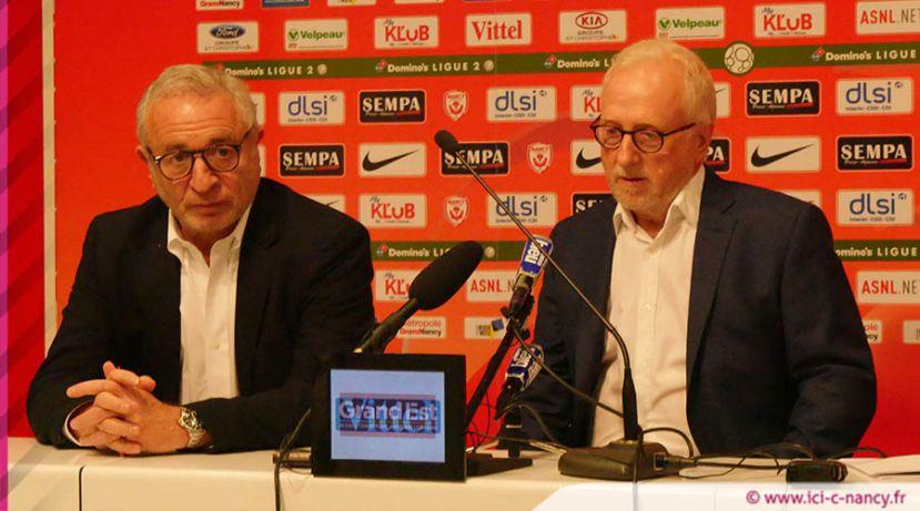 Jacques Rousselot : « l'ASNL n'est pas un club de baltringues »