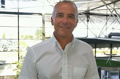 Yves Loubet, nouveau directeur à Lorraine Airport