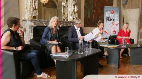 41e édition du Livre sur la Place : la rentrée littéraire s'illustre à Nancy