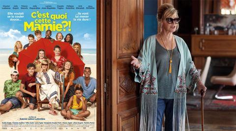 Ciné : Chantal Ladesou en avant-première mercredi 3 juillet à Ludres et à Nancy