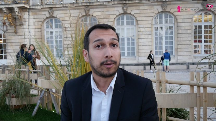 Journal des municipales #2 : Interview de Ludovic Scottez, tête de liste Nous Nancéiens