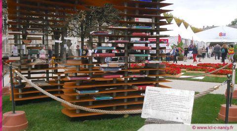 Le Livre sur la Place : 500 auteurs attendus à Nancy