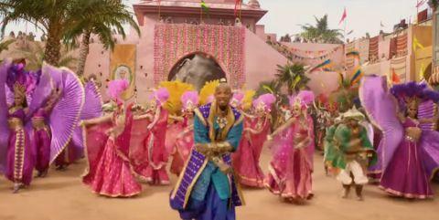 "Ciné : ""Aladdin"" style Bollywood pour Will Smith, le bon Génie de Guy Ritchie"