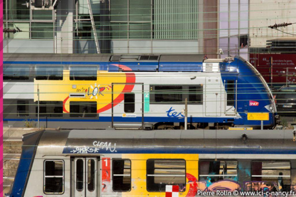 Les prévisions de trafic et horaires de circulation en Lorraine — SNCF