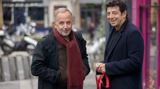 Patrick Bruel, Fabrice Luchini / Copyright Mika Cotellon-Chapter