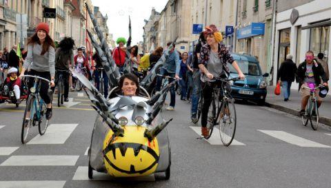 Nancy : Journée du piéton et du vélo ce samedi