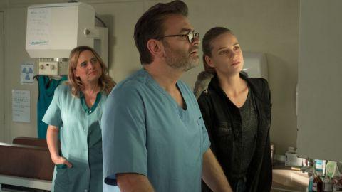 """Ciné : Clovis Cornillac et Julie Manoukian de passage à Nancy et à Ludres pour la projection de """"Les Vétos"""""""