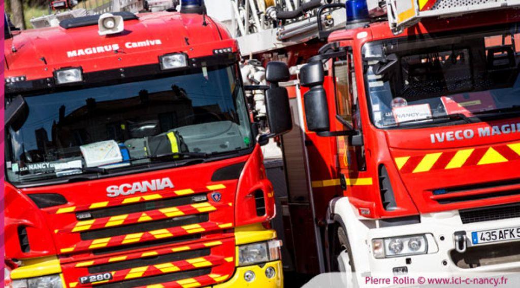 Un blessé grave dans l'incendie de l'usine Sovab de Batilly — Lorraine