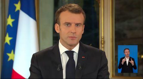 Macron décrète un «état d'urgence économique et social»