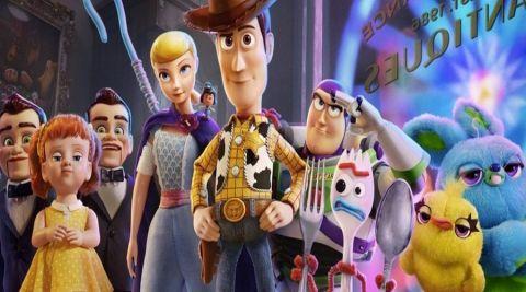 Cinéma :«ToyStory4».QuandWoodyet ses potes adoptent Fourchette