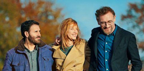 Rencontre avec l'équipe du film«Lola et ses frères»