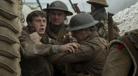 Critique du film : « 1917 » de Sam Mendes
