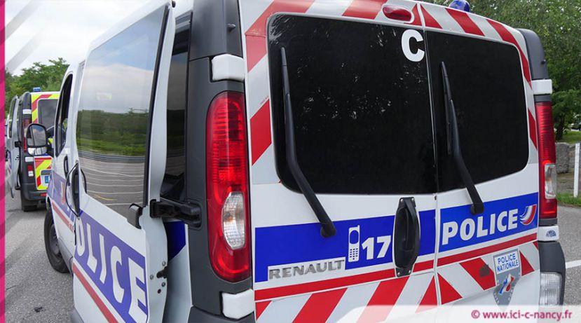 Nancy : coups de feu à proximité du Lycée Georges de la Tour