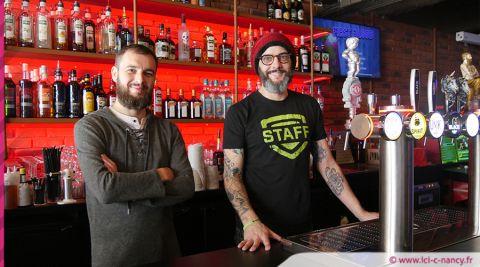 Le Meltdown, un bar gaming s'installe à Nancy
