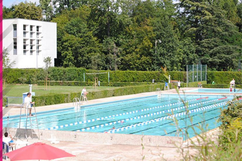 La piscine Louison Bobet - Photo d'archives