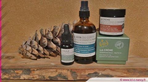 Focus sur Océopin et les graines de pin maritime sources de bienfaits beauté
