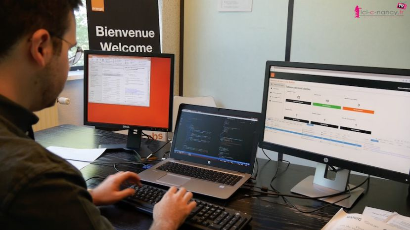 Focus sur un métier : Bryan, développeur web chez Orange et apprenti ingénieur