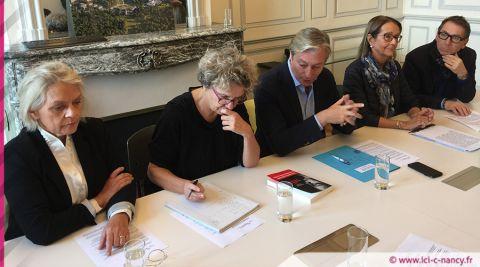Dominique Sigaud et la Ville de Nancy lancent un observatoire des violences faites aux filles