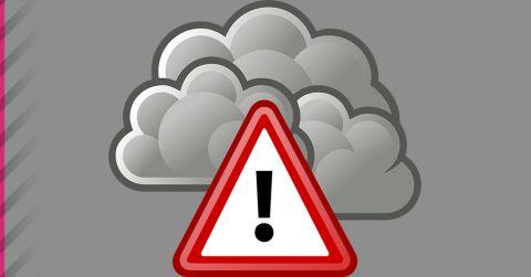 Averses orageuses et vents violents : alerte orange ce vendredi en Lorraine