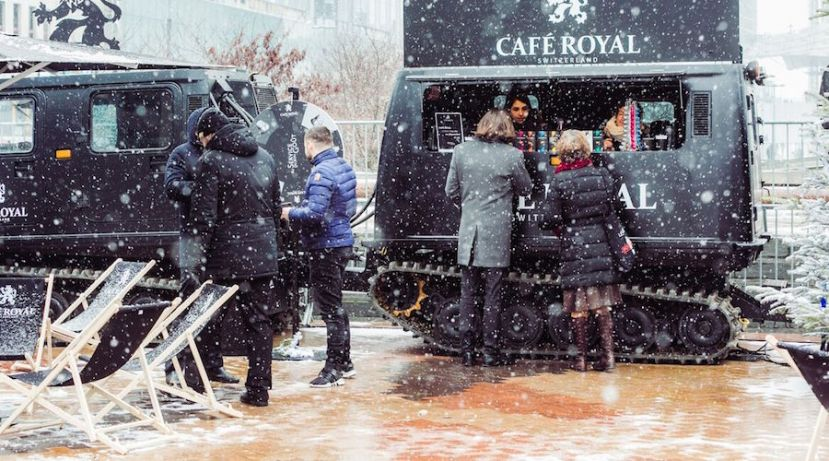Café Royal s'installe à Nancy - DR