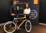 Des start-up lorraines en pépinière à la Boutique Orange de Nancy