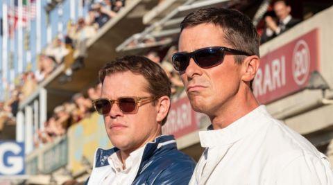 « Le Mans66»de Mangold: Matt et Christian au volant