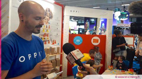 Vidéo. Les jeux et jouets repérés à Kid Expo