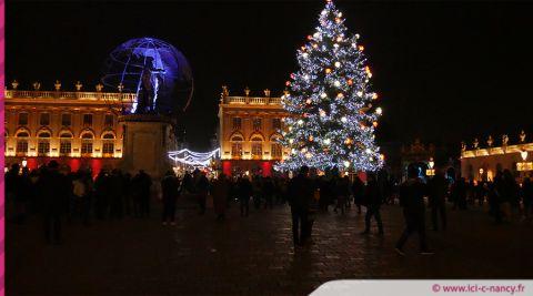 Nancy : le sapin attendu jeudi sur la Place Stanislas